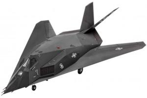 Lockheed Martin F-117A Nighthawk (1:72) - 63899