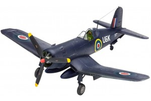 F4U-1B Corsair Royal Navy (1:72) - 63917