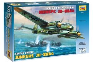 Junkers Ju-88A4 (1:72) - 7282