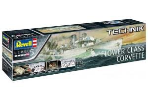 Flower Class Corvette (1:72) - 00451