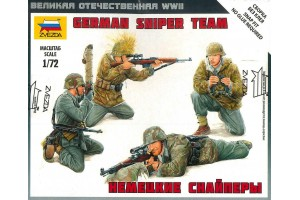 German Sniper Team (1:72) - 6217