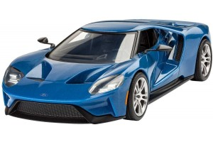 EasyClick Ford GT 2017 (1:24) - 67678