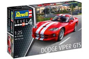 Dodge Viper GTS (1:25) - 07040