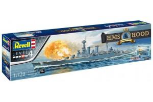 100 Years HMS Hood (1:720) - 05693