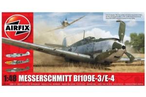 Messerschmitt Bf109E-3/E-4 (1:48) - A05120B