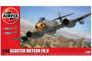 Gloster Meteor FR9 (1:48) - A09188