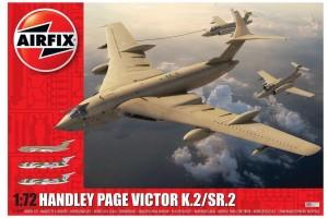 Handley Page Victor K.2/SR.2 (1:72) - A12009