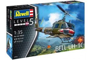 Bell UH-1C (1:35) - 04960