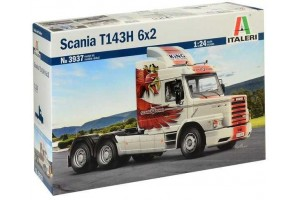 Scania T143H 6x2 (1:24) - 3937