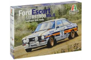 Ford Escort RS1800 MK.II Lombard RAC Rally (1:24) - 3650