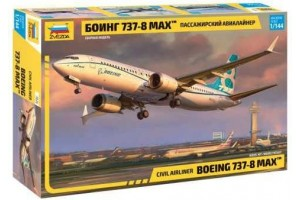 Boeing 737- 8 MAX (1:144) - 7026