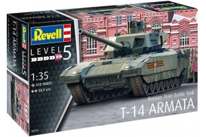 Russian Main Battle Tank T-14 Armata (1:35) - 03274