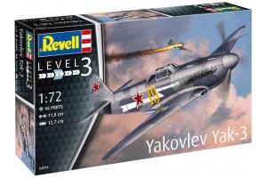 Yakovlev Yak-3 (1:72) - 03894