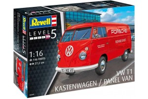 VW T1 Kastenwagen (1:16) - 07049