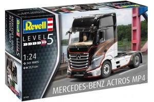 Mercedes-Benz Actros MP4 (1:24) - 07439