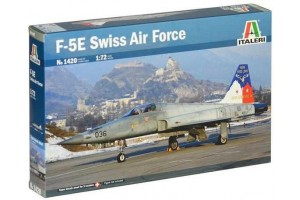 F-5E Swiss Air Force (1:72) - 1420