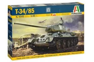 T34/85 Zavod 183 Mod. 1944 (1:35) - 6545