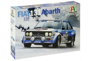 FIAT 131 Abarth Rally (1:24) - 3662