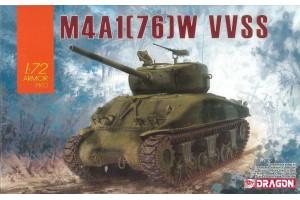 M4A1(76)W VVSS (1:72) - 7571