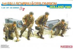 1st FALLSCHIRMJÄGER DIVISION (HOLLAND 1940) (GEN2) (1:35) - 6276
