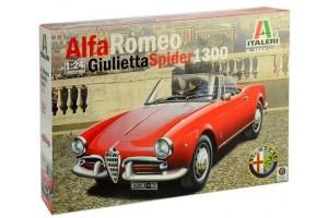 ALFA ROMEO GIULIETTA SPIDER 1300 (1:24) - 3653