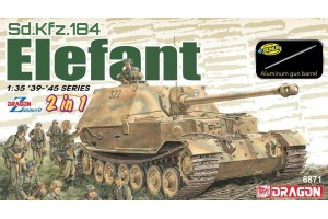 Sd.Kfz.184 Elefant (2 in 1) (1:35) - 6871