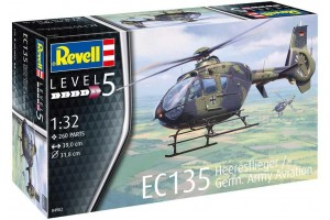 EC 135 Heeresflieger / German Army Aviation (1:32) - 04982