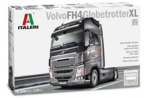 VOLVO FH4 GLOBETROTTER XL (1:24) - 3940