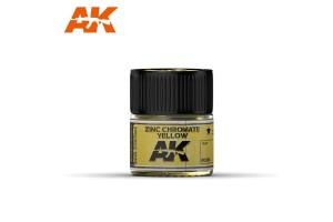 263: Zinc Chromate Yellow