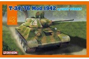 T-34/76 Mod.1942 Cast Turret (1:72) - 7601