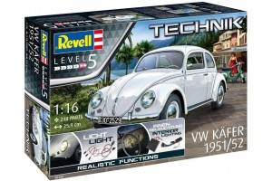 TECHNIK VW Beetle 1951/52 (1:16) - 00450