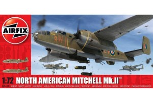 North American Mitchell Mk.II (1:72) - A06018