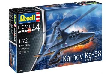 Kamov Ka-58 Stealth (1:72) - 03889