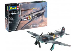 Yakovlev Yak-3 (1:72) - 63894