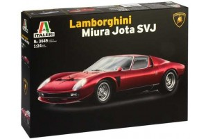 Lamborghini Miura Jota SVJ (1:24) - 3649