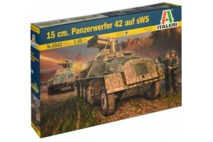 Model Kit military 6562 - 15 cm Panzerwerfer 42 auf sWS (1:35)