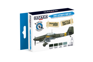 Luftwaffe skorého obdobia (Early Luftwaffe) - BS02