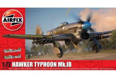 Hawker Typhoon Mk.Ib (1:72) - A02041A