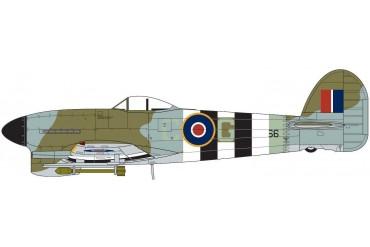 Classic Kit letadlo A02041A - Hawker Typhoon Mk.Ib (1:72)