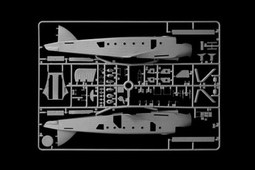 Model Kit letadlo 1388 - SM.81 PIPISTRELLO (1:72)