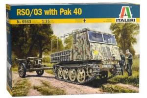RSO/03 with PAK 40 (1:35) - 6563