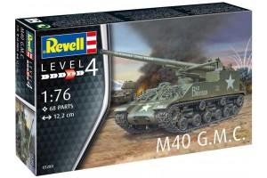 M40 G.M.C. (1:76) - 03280