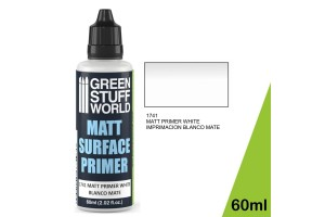 White Surface Primer - 60ml - 1741