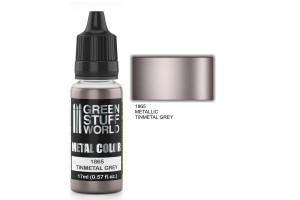Tinmetal Grey Metalic - 17ml - 1865