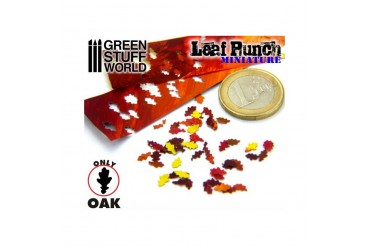 Leaf Punch LIGHT PURPLE