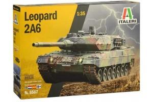Leopard 2A6 (1:35) - 6567