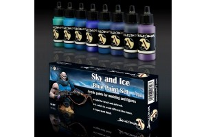 Sky and Ice Set - SSE-007