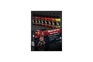 Blood and Fire Set - SSE-005