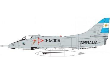 Classic Kit letadlo A03029A - Douglas A4 Skyhawk (1:72)