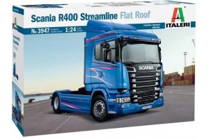 SCANIA R400 STREAMLINE Flat Roof (1:24) - 3947
